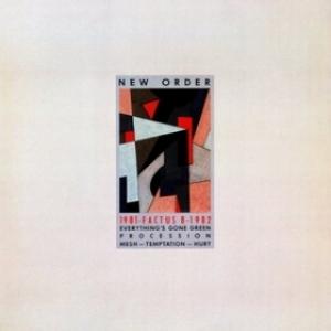 New Order 1981 Factus 8r 1982 Disco Vinile In Vendita