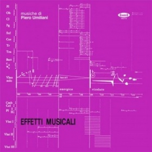 Piero Umiliani Effetti Musicali