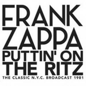 Zappa Frank Puttin On The Ritz Disco Vinile In