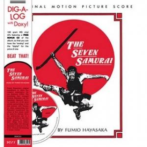 Hayasaka Fumio The Seven Samurai Ost Akira Kurosawa